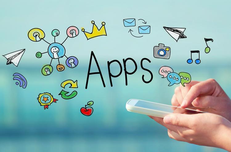 Beste-apps in Grafik des Tages: Top Ten der beliebtesten Apps