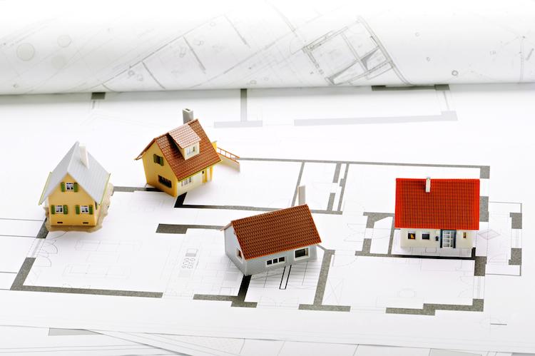 Haus-bauplan-konstruktion-shutterstock 75814384 in Baugenehmigungen sind nur Teil der Lösung