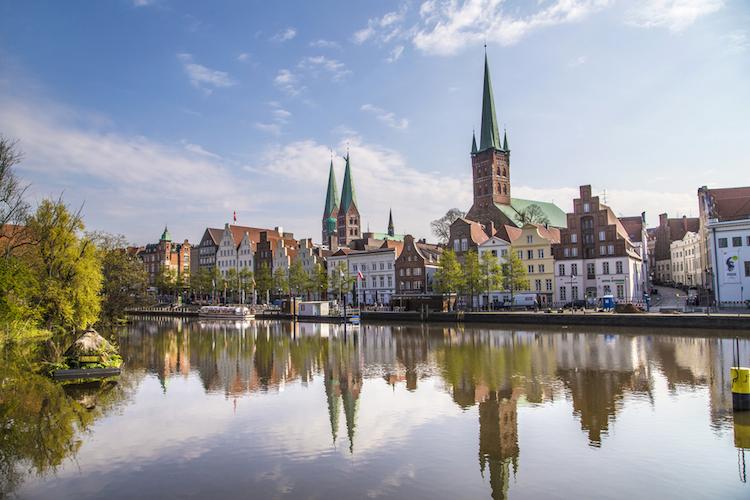 Luebeck in Immobilienklima Ostseeküste: Lübeck dreimal so teuer wie Stettiner Haff