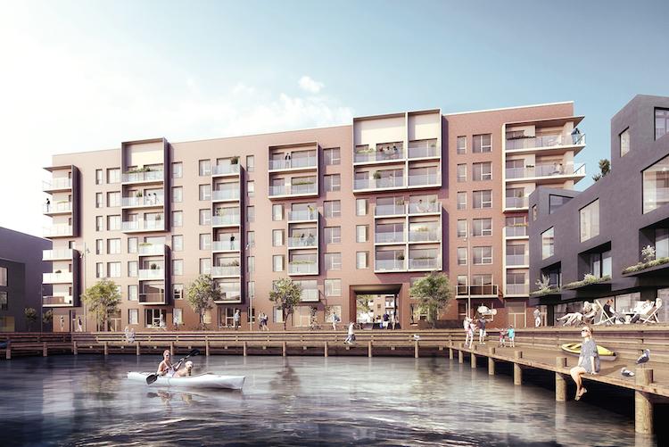 in Patrizia erwirbt weitere Wohnungen in Kopenhagen