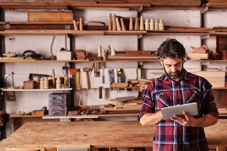 Shutterstock 382064023 in Selbständige: Defizite bei der Altersabsicherung