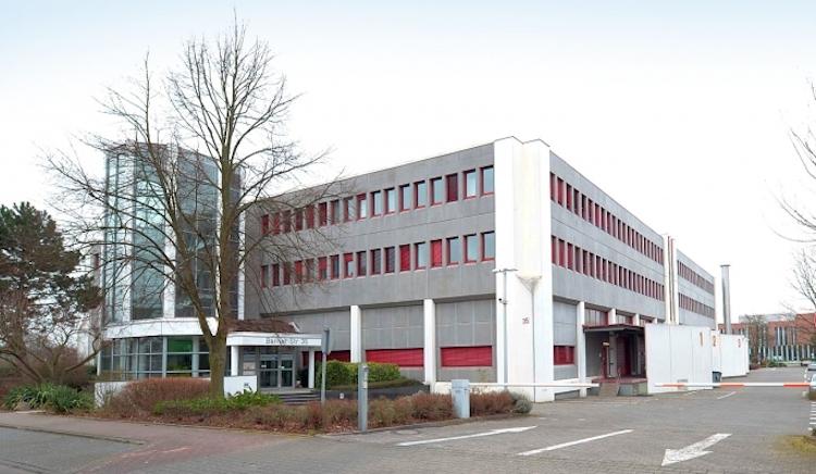 Wieder verkauft: Bürohaus in Frankfurt