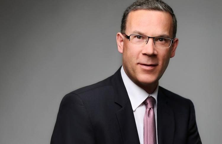 INP-Vertriebsvorstand Matthias Bruns