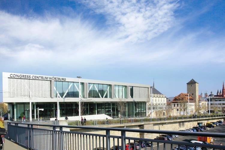 Congress-Centrum-Wuerzburg in Know-how-Börse 2017: VFM lädt nach Würzburg