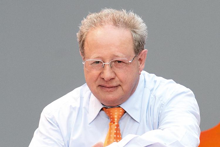 Vorstandsvorsitzender und Namensgeber der Hahn Gruppe: Michael Hahn