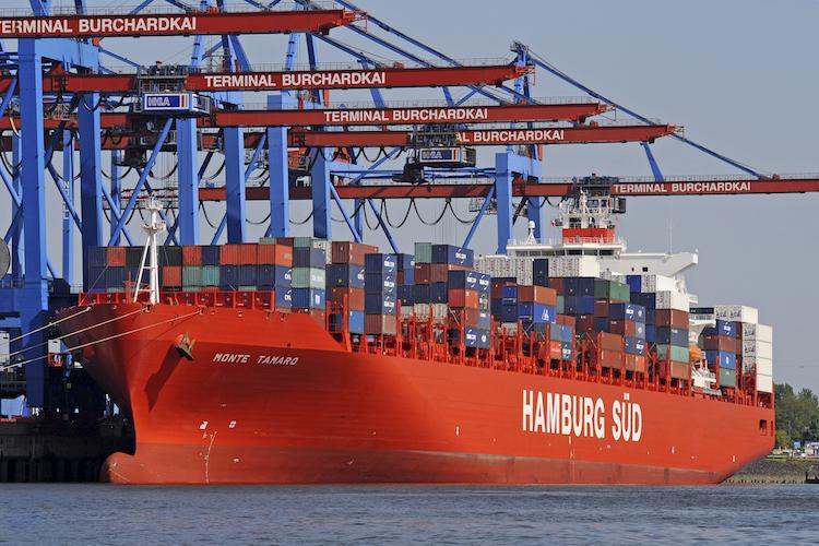 EU billigt Verkauf der Reederei Hamburg Süd an Maersk