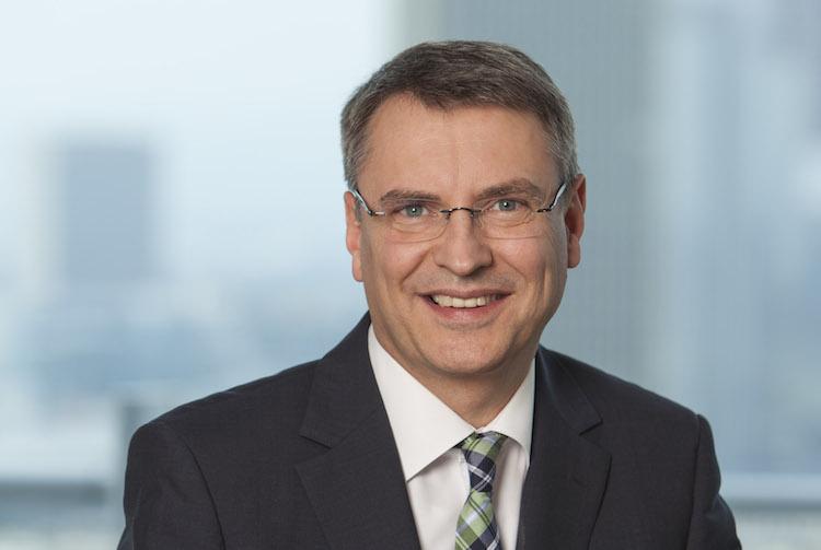 Max Holzer sieht die europäischen Firmen in einer guten Verfassung.