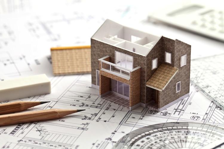 Haus-bau-shutt 127459472 in Verband: Genehmigungsverfahren verzögern Wohnungsbau