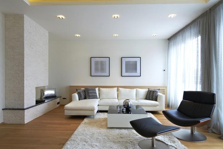 Wohnzimmer-shutt 138547388 in Immobilienkauf: Der erste Eindruck zählt