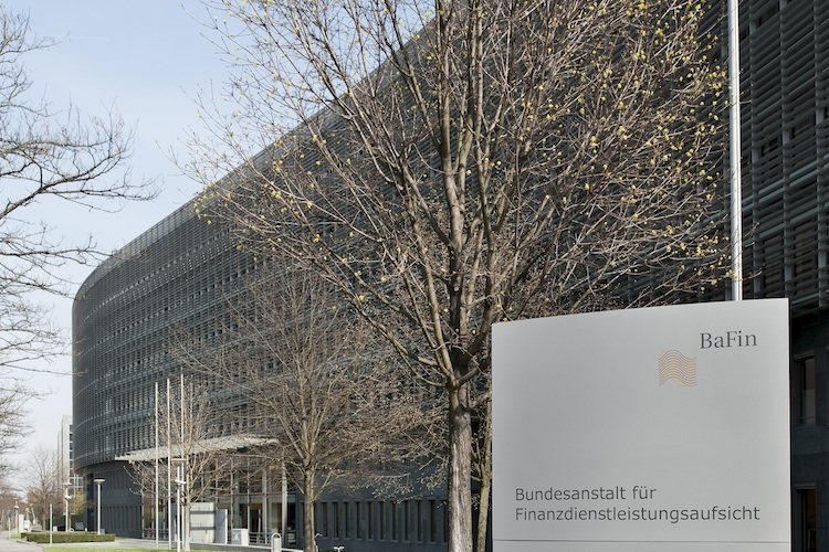 Bafin Gebaeude in EuGH-Urteil: Vermittlung von Vermögensverwaltungsverträgen keine Anlagevermittlung