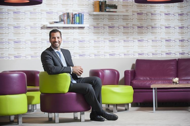 Christoph Dittrich, Geschäftsführer von Softfair