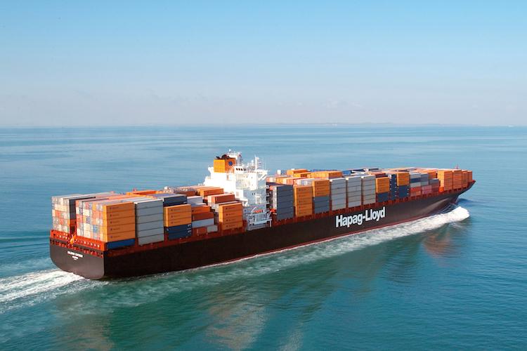 in Qatar und Saudi Arabien gehen bei Hapag-Lloyd an Bord