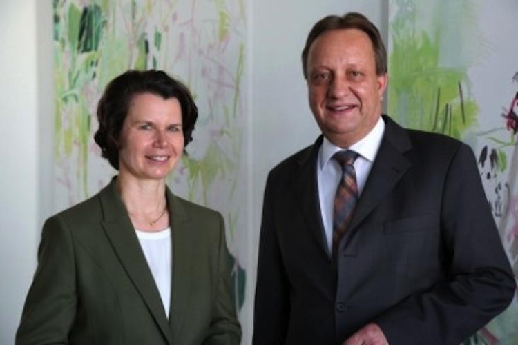 Eva Wunsch-Weber und Michael Mengler