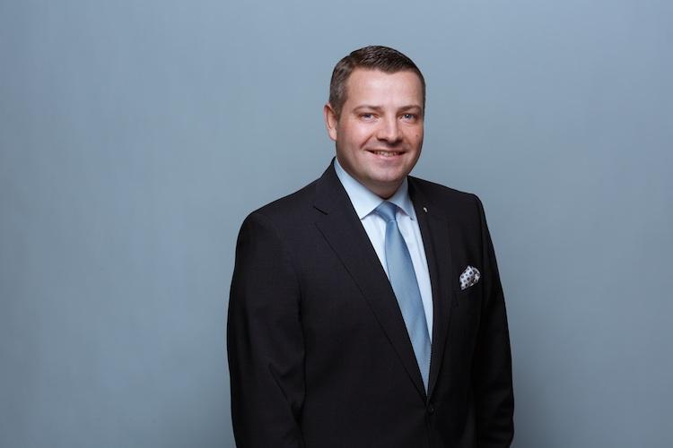 Mario Freis, Vorstandsvorsitzender der OVB Holding (CEO)