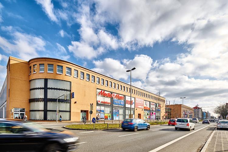 Mercado-Nuernberg Union-Investment in Union Investment erwirbt Einkaufszentrum aus CS Euroreal Portfolio