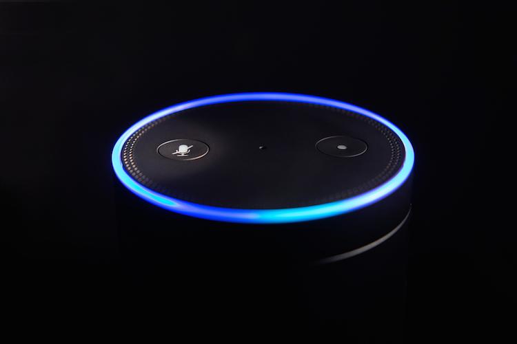 Alexa-amazon in Stimmbiometrie als Authentifizierungsmethode für Alexa und co.