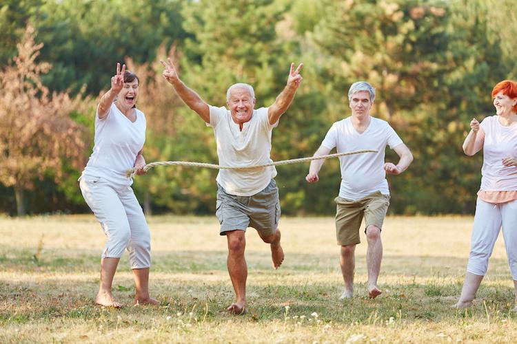 Beraten-senioren in Viele Senioren finden ihr Wohneigentum im Alter zu groß