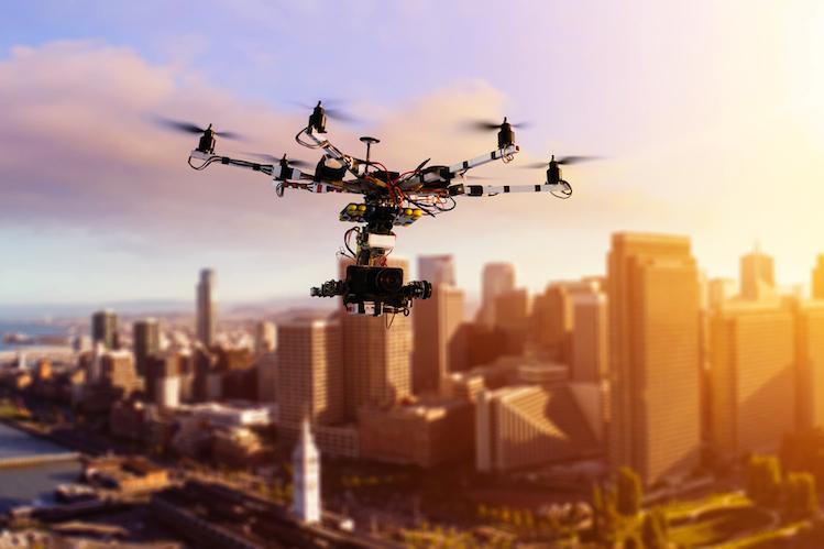 Drohnenbesitzer