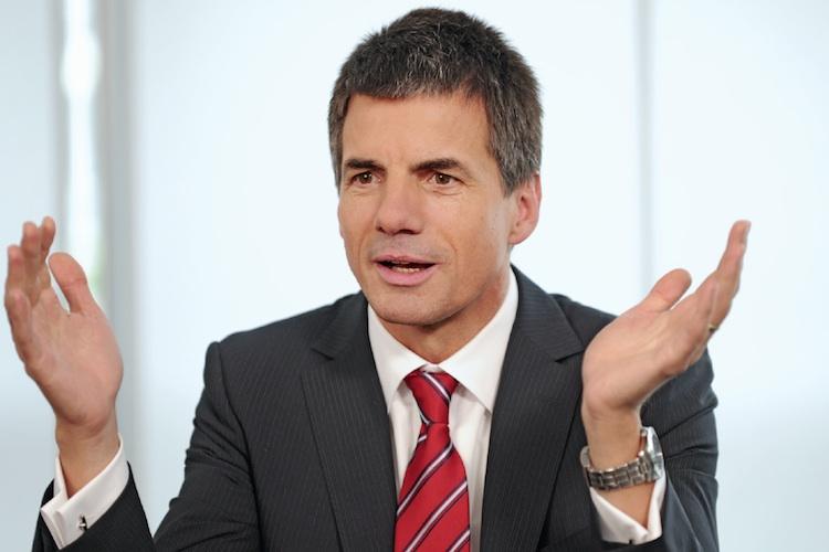 Kurtenbach in Gothaer baut Vorstandsressorts um