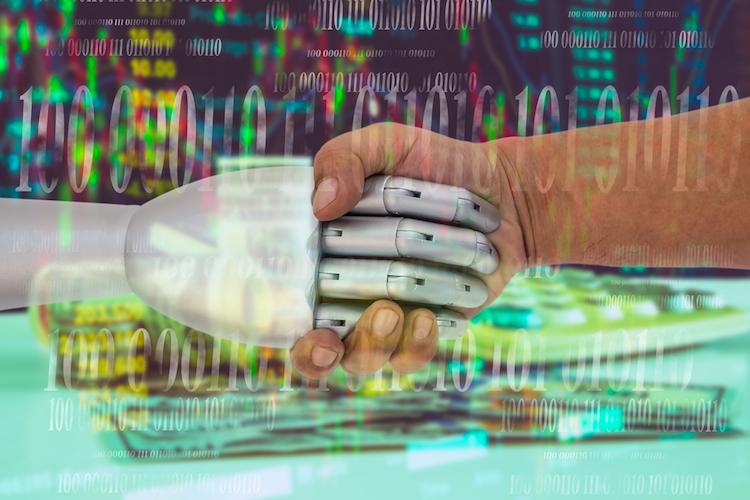 Robo-advisor in Robo Advisor werden 2020 über eine Billion Euro umsetzen