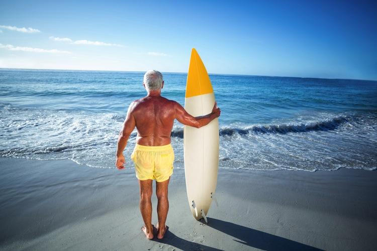 Shutterstock 570281194 in Aktives Altern vom Einkommen abhängig