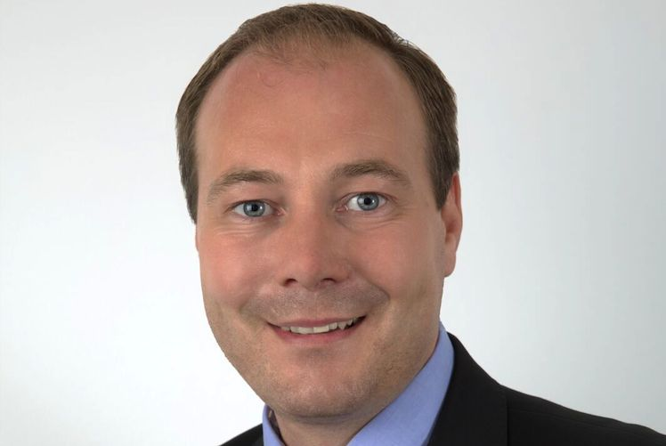André Wreth, Geschäftsführer von Solvium Capital
