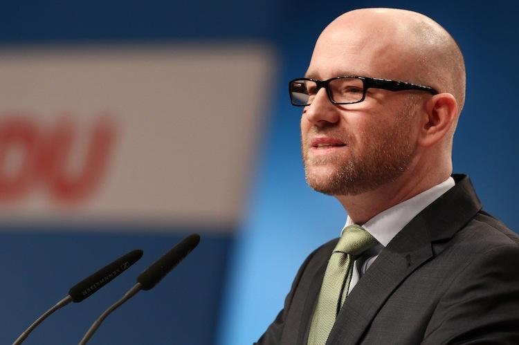"""CDU-Generalsekretär Peter Tauber - Veroeffentlichung nur mit Urhebernennung """"Foto: Tobias Koch"""". - Kontakt: contact@tobiaskoch.net / www.facebook.com/tokography"""