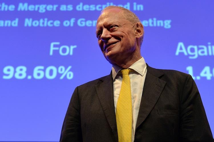 CO Sir Gerry Grimstone 17 in Standard Life: Aktionäre sagen Ja zur Fusion mit Aberdeen