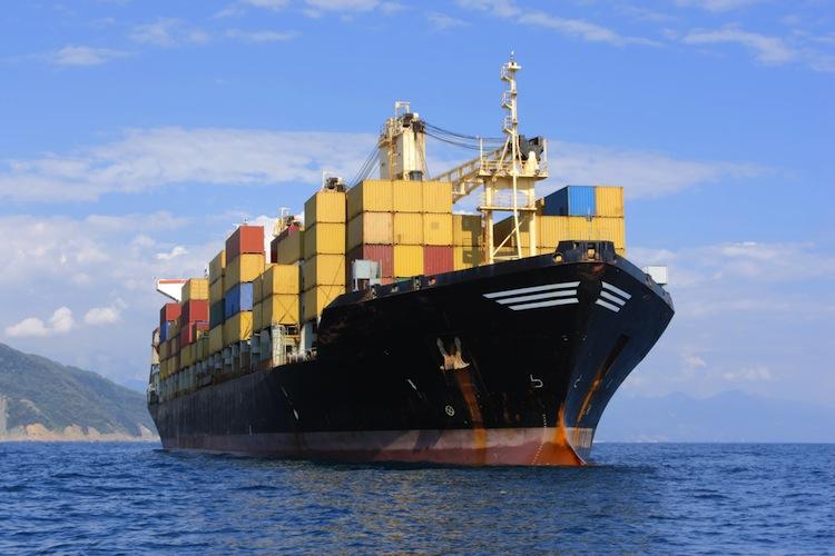 in Rickmers Reederei: Nur die Holding insolvent