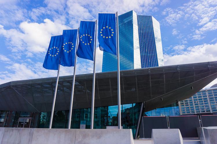 Ezb in Europäische Banken im Aufschwung