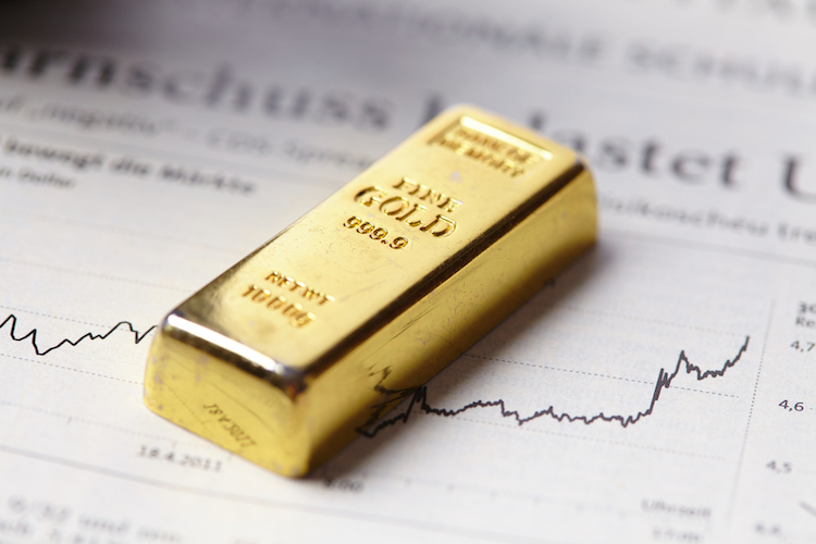 Gold-investment in Goldpreis auf Sechsmonatshoch