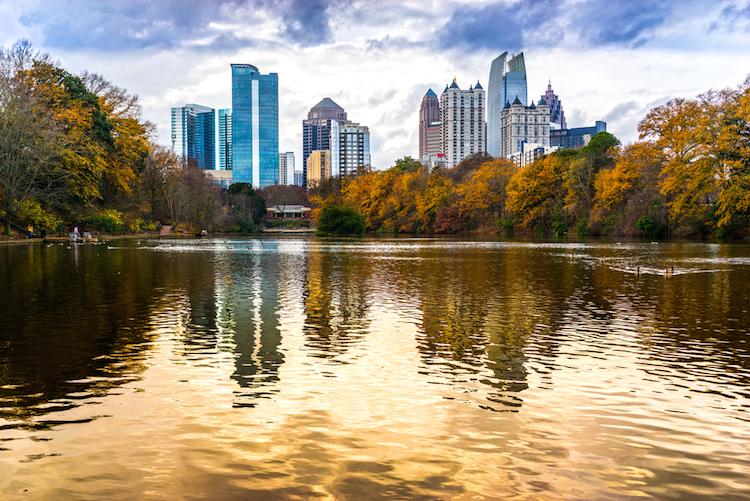 Shutterstock 170665196-1 in TSO-DNL Fund IV verkauft weiteres Objekt in Atlanta