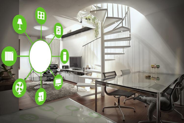 Smart-home-smarthome-haus-wohnung-shutterstock 183798164 in Apple bringt smarten Lautsprecher auf den Markt