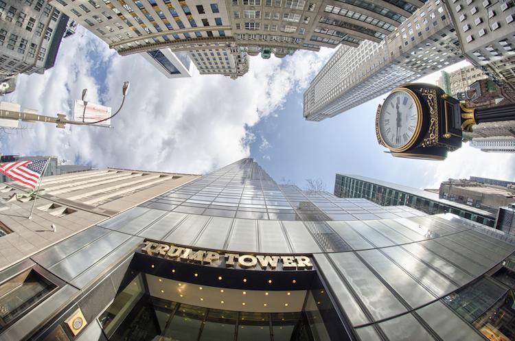 Trump-tower-new-york-city-nyc-immobilien-USA-us-amerika-office-buro-buero-shutterstock 124423051 in Immobiliensektor wächst dank Trump