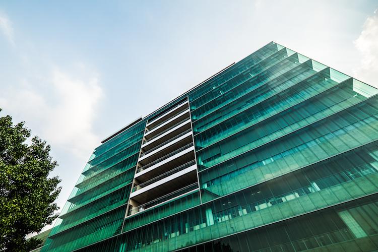 Green-Buildings in Immobilien-Investoren fordern Berücksichtigung von Umweltstandards