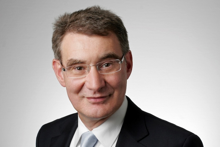 Reiner Schwinger, Head of the Northern Europe Region von Willis Towers Watson