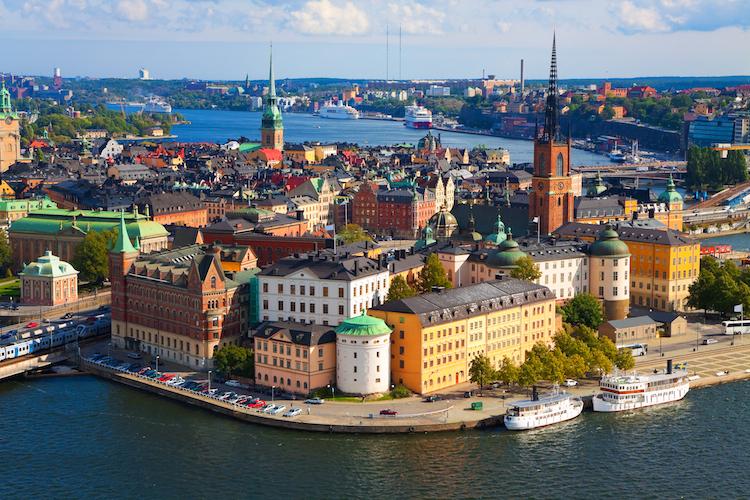 Stockholm in Spitzenreiter beim Anstieg der Hauspreise in Europa