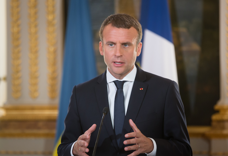 Emmanuel Macron: Sein Reformprogramm für Frankreich könnte die Kurse der Aktien befeuern.