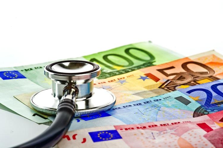 Im ersten Quartal dieses Jahres hatten die Kassen ein Plus von rund 612 Millionen Euro erwirtschaftet.