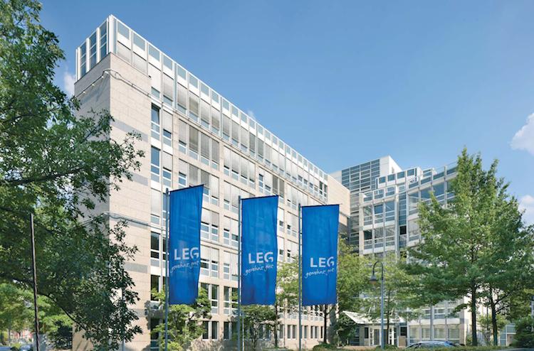 14 LEG-Hauptsitz Duesseldorf in LEG gibt Wandelanleihe aus