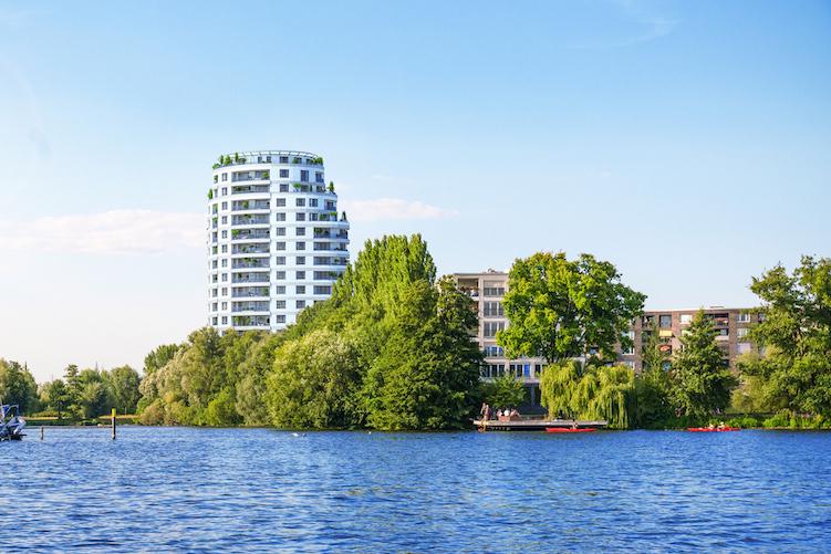 Eines der schon früher gestarteten Projekte des Metrolen 16: 76 Wohnungen in Berlin-Spandau