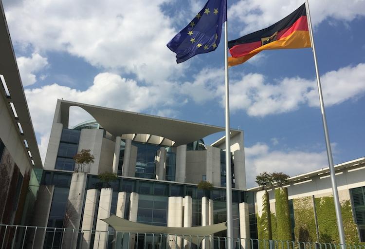 Kanzleramt in Welche Sektoren Anleger nach der Bundestagswahl fokussieren sollten