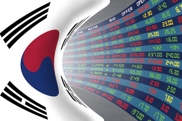Su Dkorea in Zeitenwende für südkoreanische Banktitel