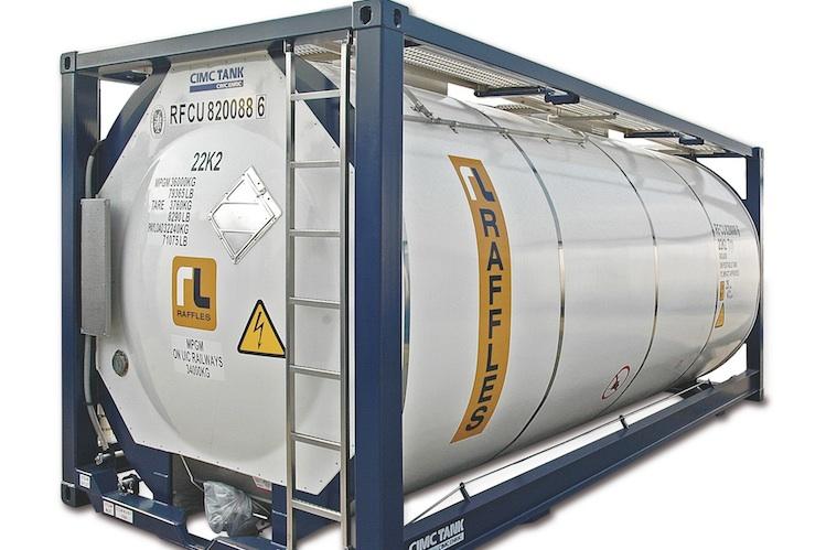 Buss in Buss stockt Container-Emission auf
