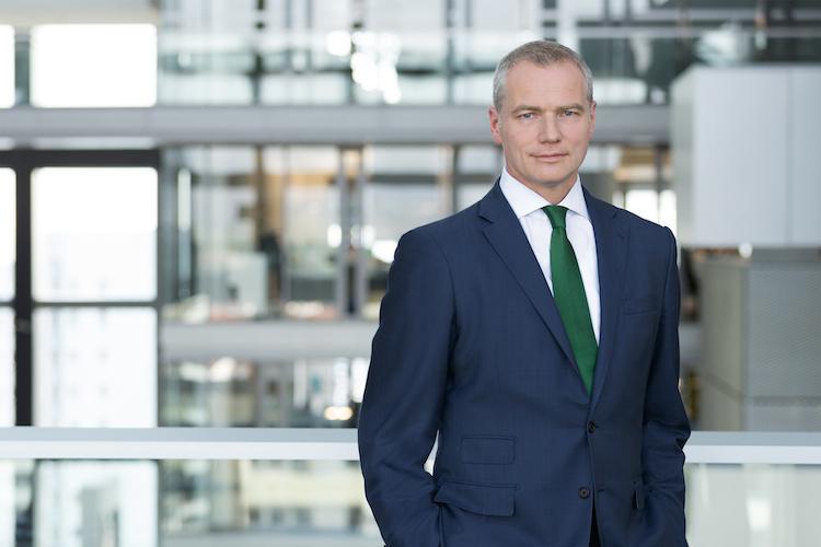 Deutsche Börse AG - Carsten Kengeter CEO, The Cube