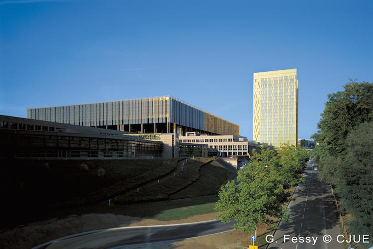 Europaeischer-gerichtshof-ensemble-batiments in EZB Anleihekäufe: Bundesverfassungsgericht schaltet Europäischen Gerichtshof ein
