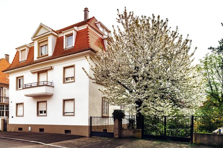 Wohnimmobilien: Wie sieht das deutsche Durchschnitts-Zuhause aus?