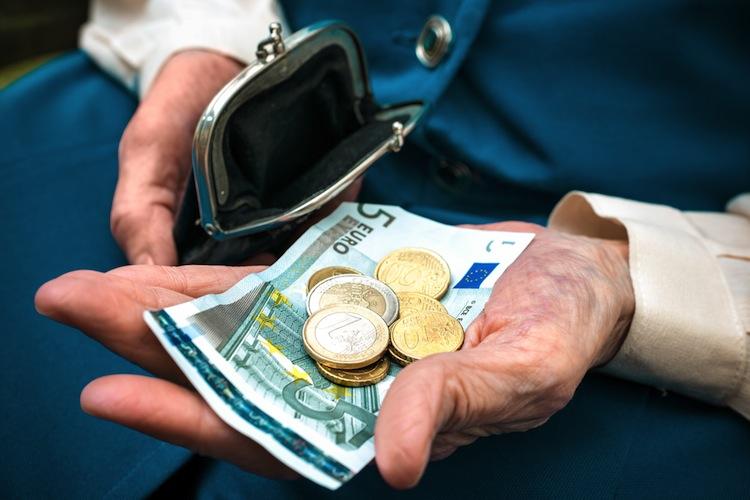 Shutterstock 119738113 in Sozialverband bietet Selbsttest zur Altersarmut an