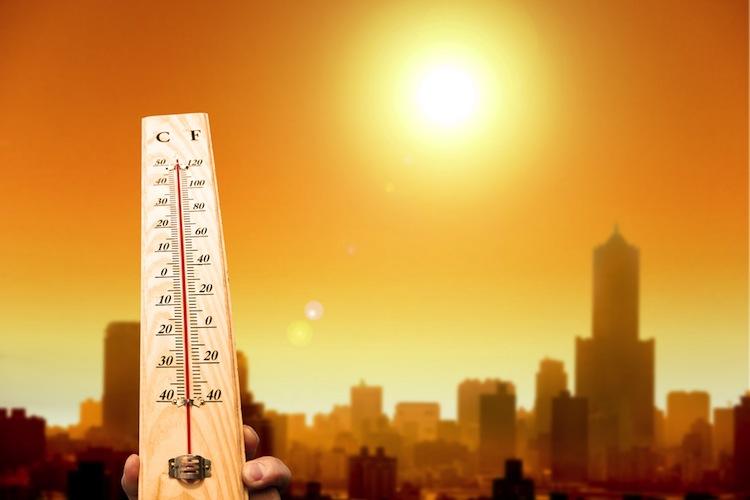 Allerdings sind Hitzewellen mit Abstand am gefährlichsten.