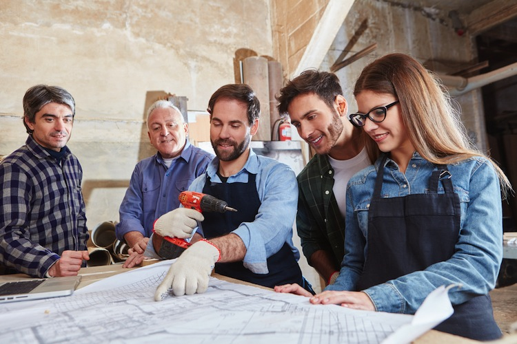 Shutterstock 520964260 in Arbeitgeber sollen sich an Rente beteiligen